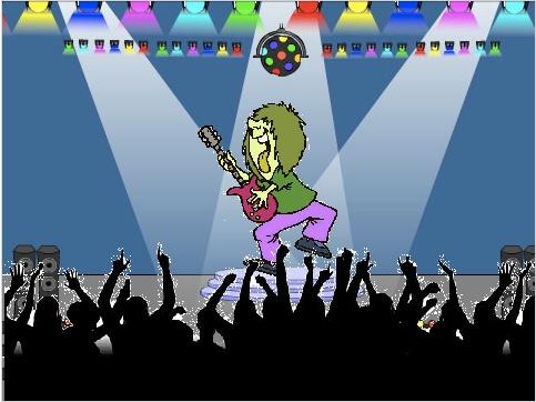 "Copy of ""Rock'n Roll"" Henrique M2"