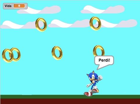 """Copy of """"Sonic"""" Pedro e João Pedro M2"""