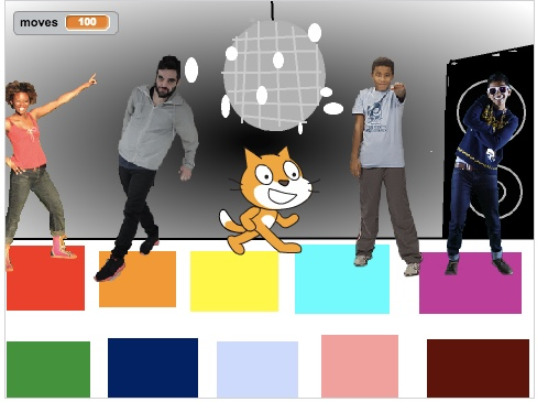 "Copy of ""Dancing Cat"" Lucas G"