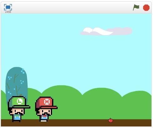 Mario Bros  Vitor T.e Matheus 1a Media B