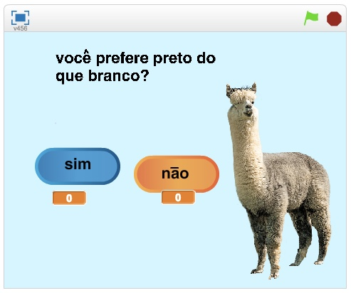 """Perguntas da Alpaca"" Isabela e Bruna"