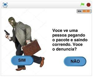 """""""Sim ou Não"""" - Matheus e Felipe"""
