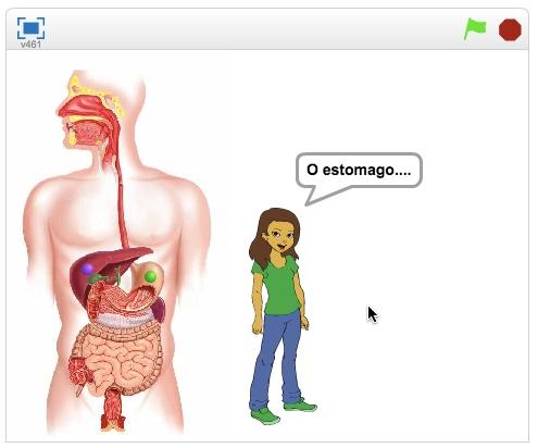 Ciências - Sistema Digestivo