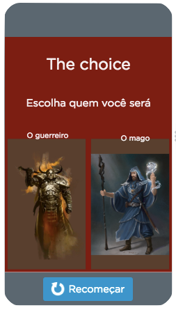 The Choice - Augusto