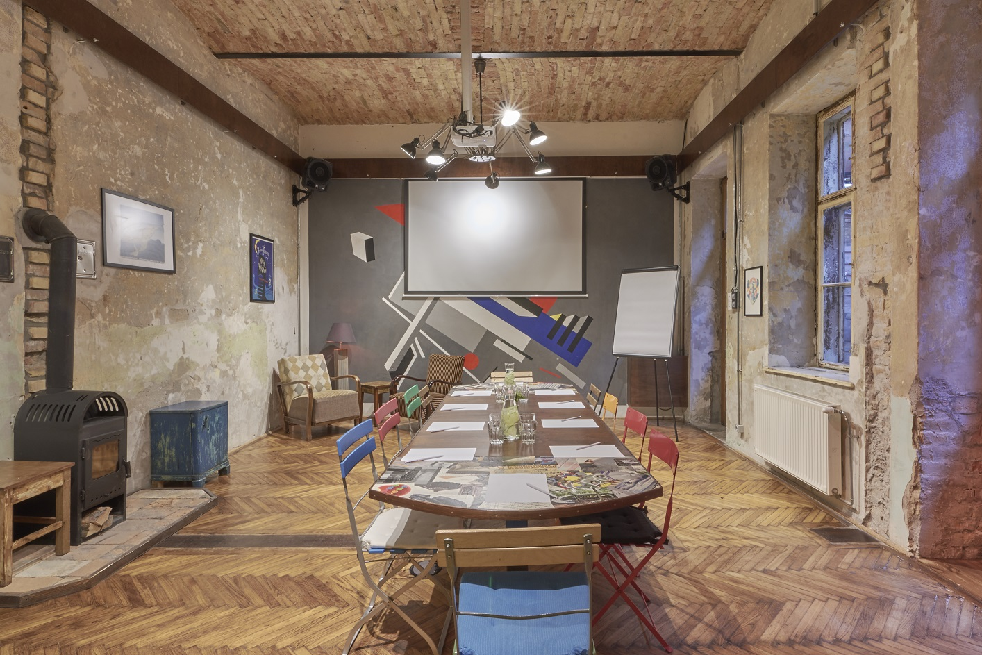 The Atelier, Brody Studios