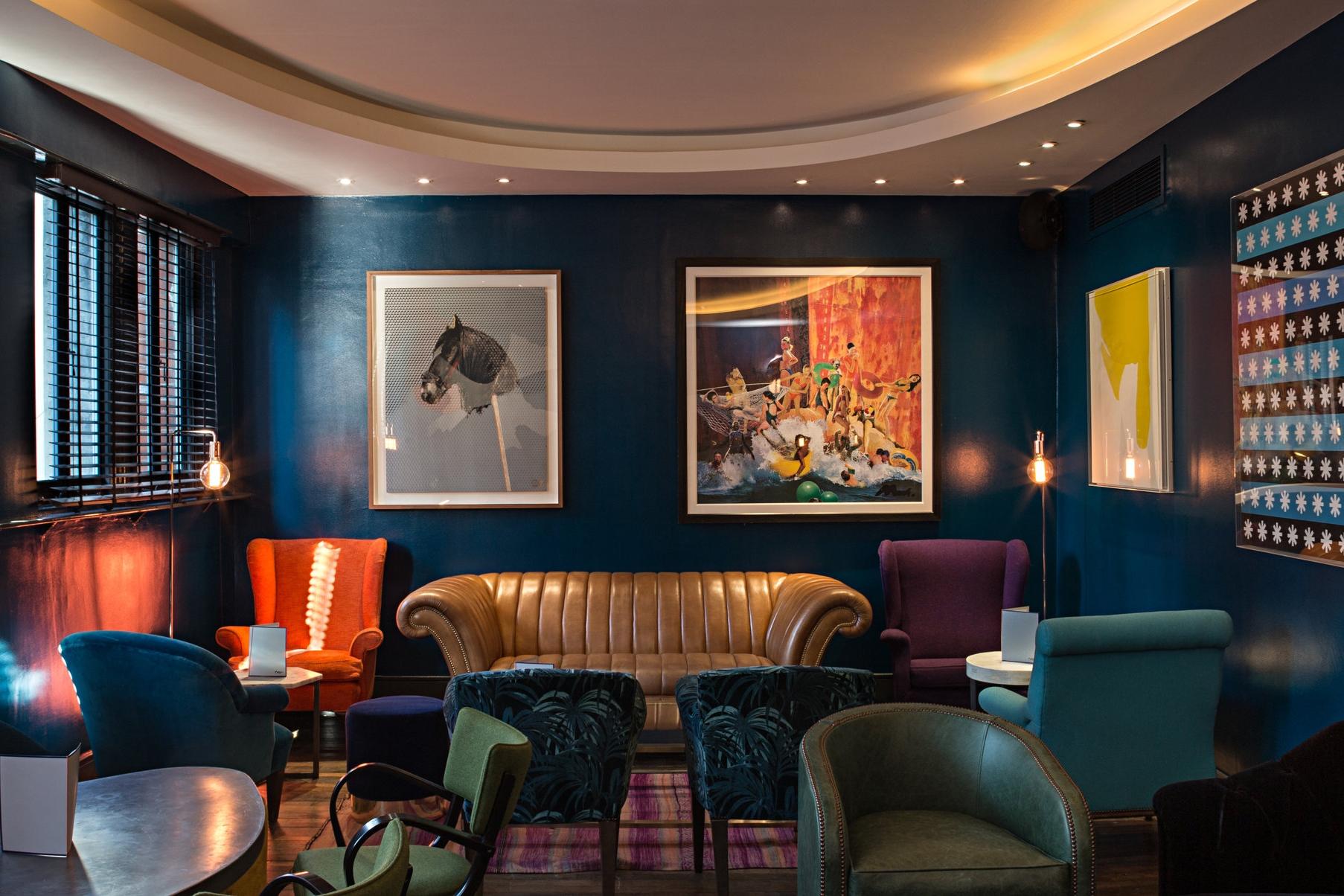 London | The Groucho Club