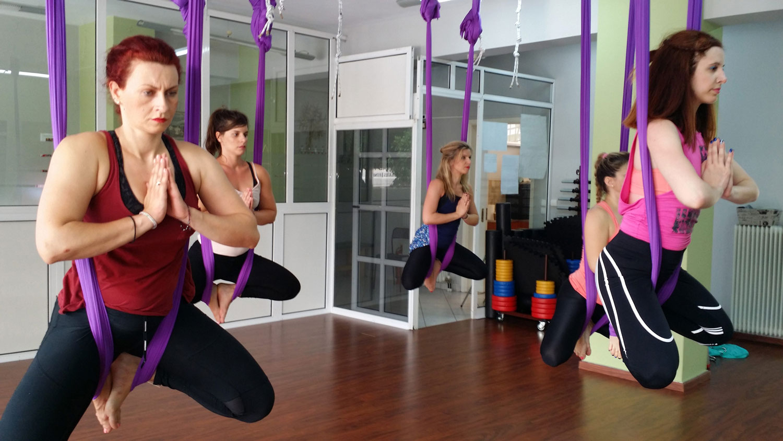 YOGA - Aerial - Prenatal - Kid's & Teens Yoga