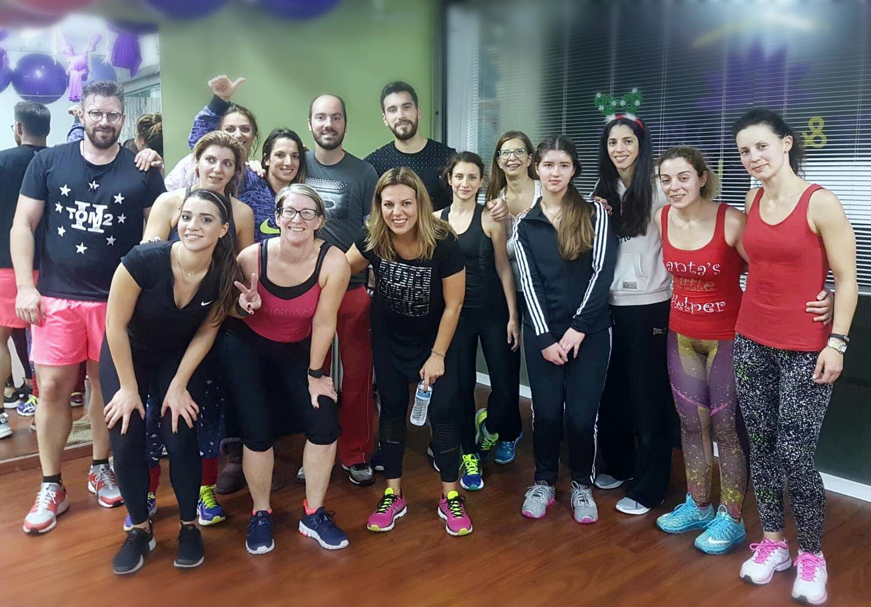 fitness-marathon-team
