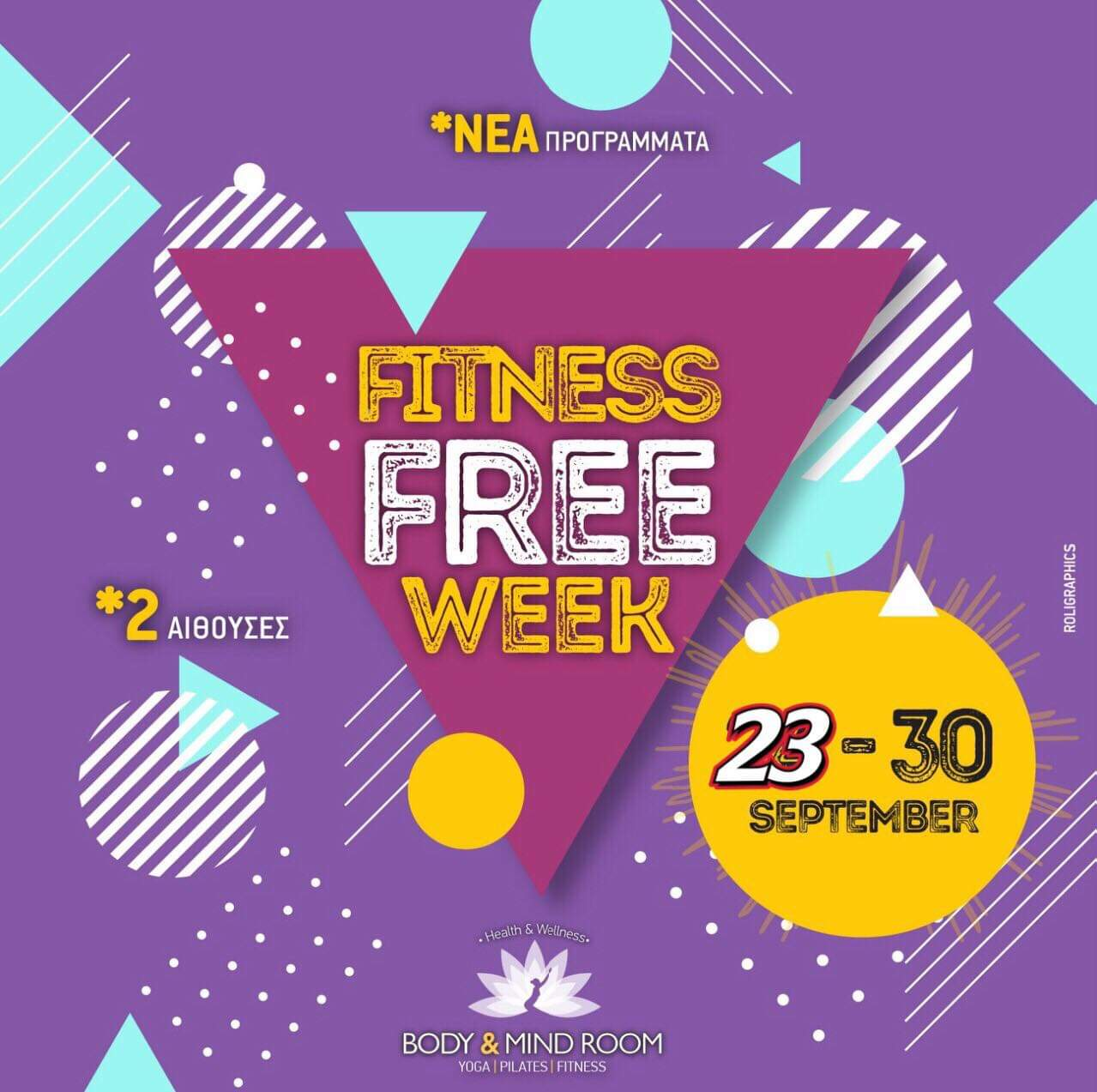 Free-week-classes