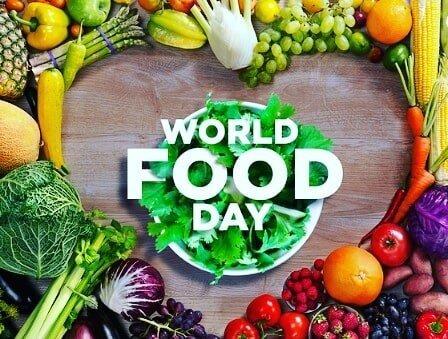 Παγκόσμια ημέρα διατροφής: 16 Οκτωβρίου 2019