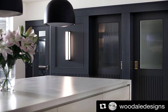 Beautiful kitchen we completed with @woodaledesigns #repost ・・ Always a pleasure to work with @brazilassociates