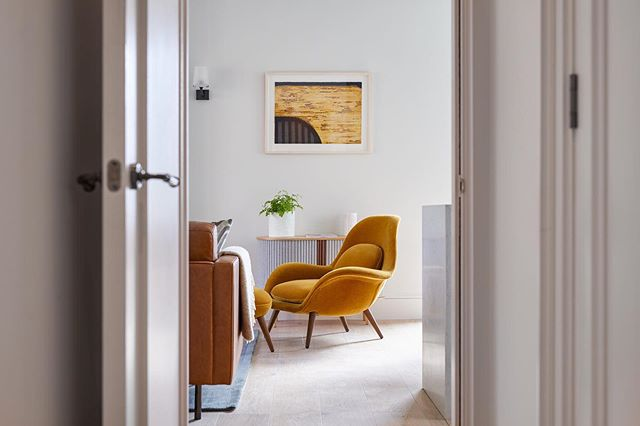Such a beautiful shot of apartment number 5 in Pembroke. Delighted with the result! This project was completed with @brazilassociates architects, the furniture supply and sourcing in collaboration with @cadesign.ie and @ryleandco_interiors. Amazing photography and styling @barrymurphyphotography and @annmarie_oleary ✨