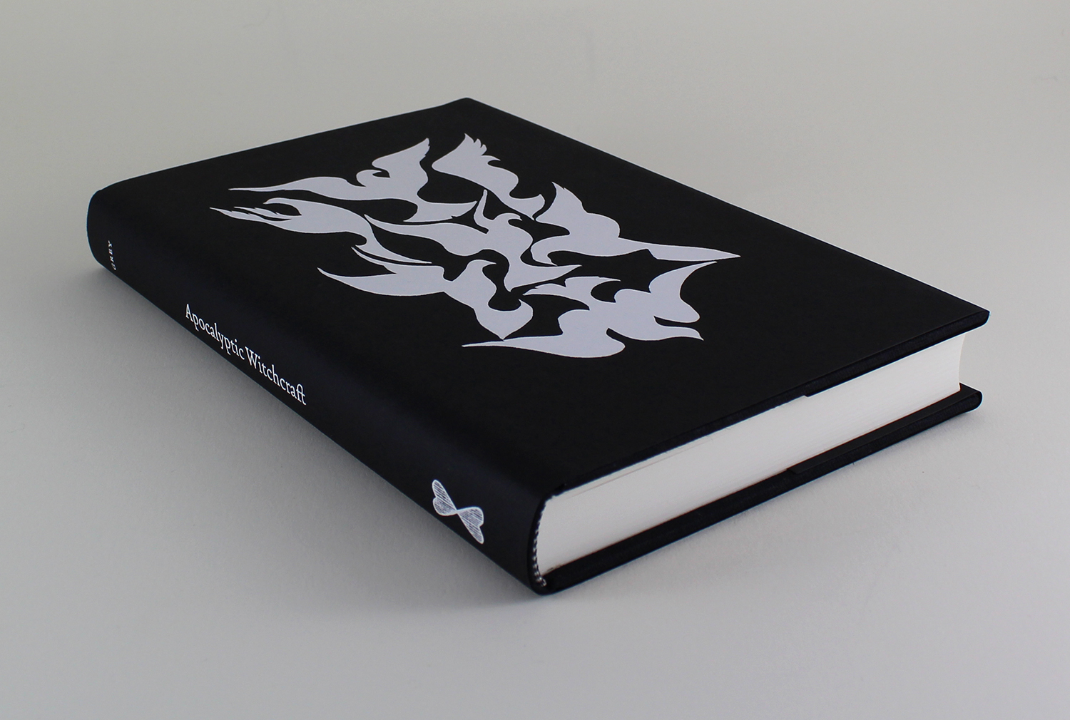 The standard edition, with dustjacket