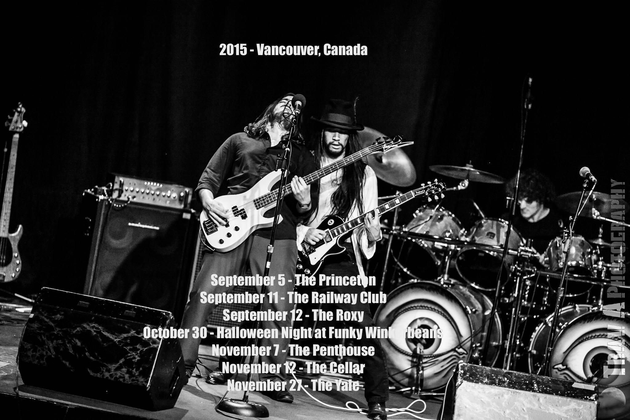 2015 - Vancouver, Canada