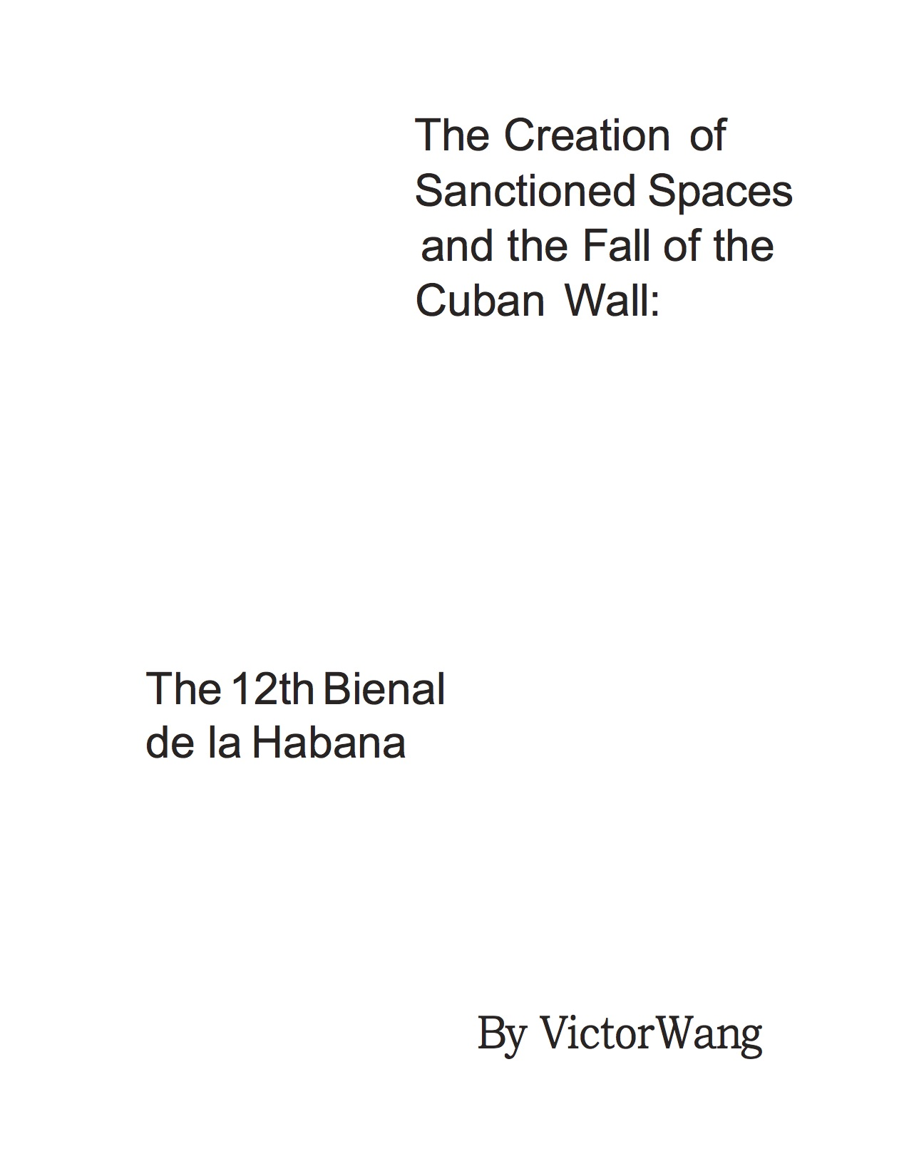 Victor Wang-The 12th Bienal de la Habana_1.jpg