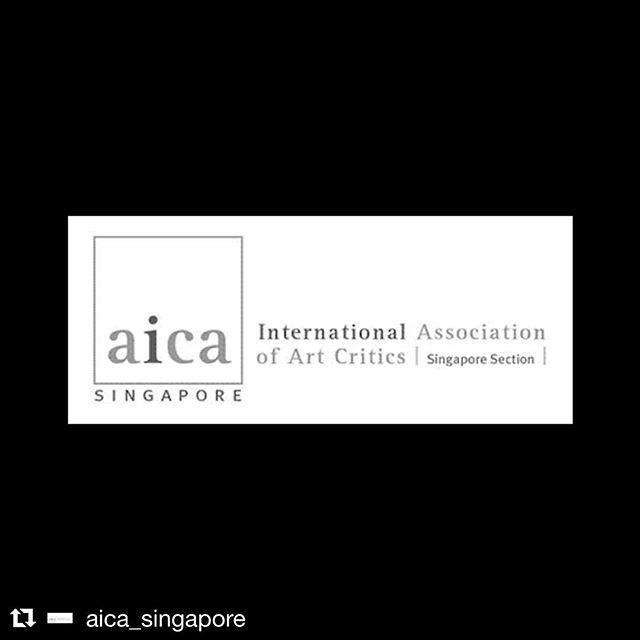 Welcome to Instagram @aica_singapore ✨ — #aicasingapore #aicainternational #artcritic #logo