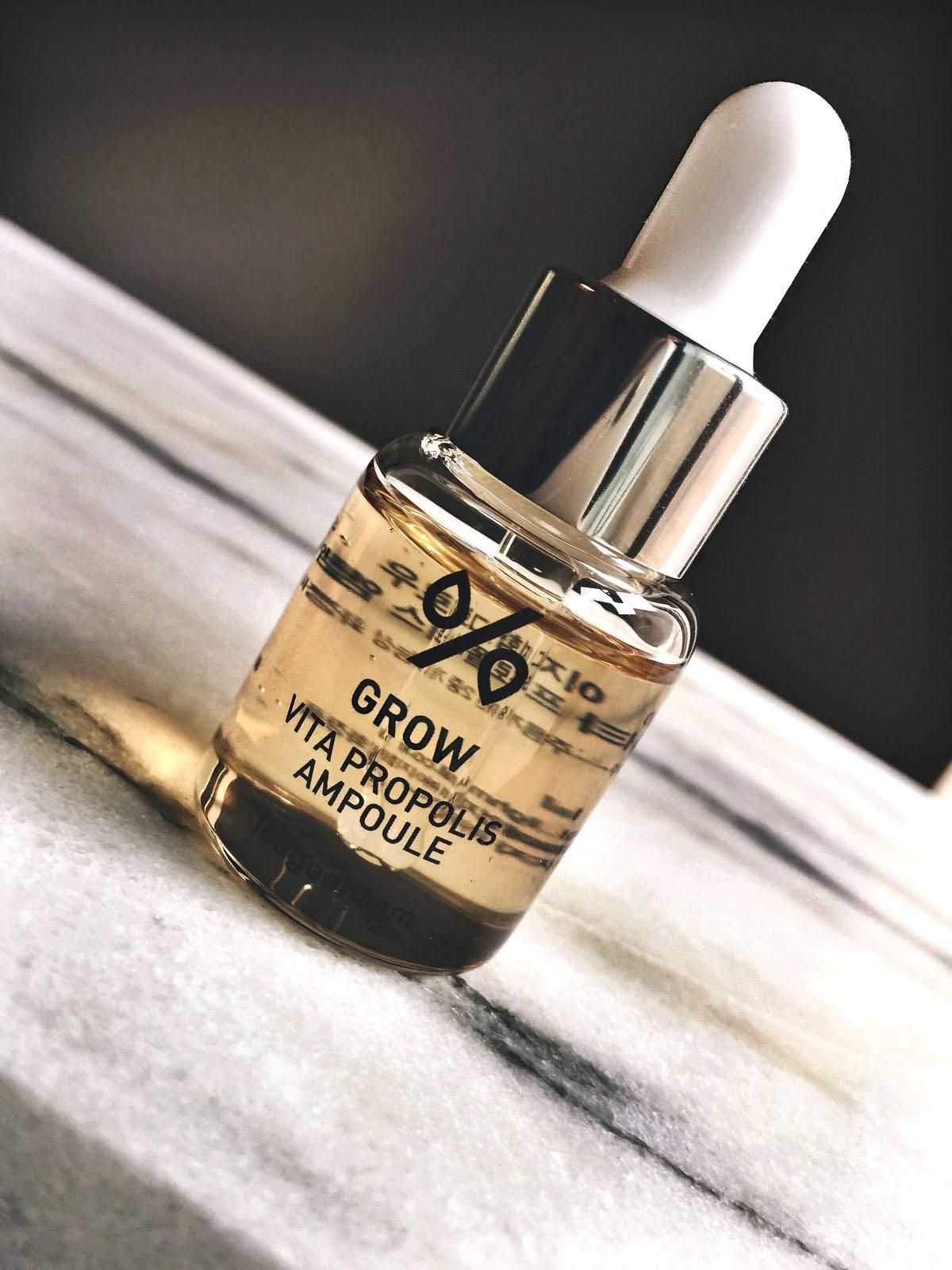 Review: Leegeehaam's Vita Propolis Ampoule — Clean Beauty Ritual
