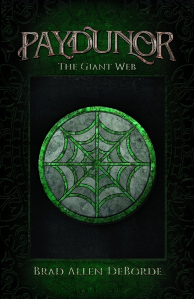 Paydunor: The Giant Web  Six months have passed since the battle with the demons…  Sera feels trapped in the great Marble Castle and yearns for her days of adventure. When the chance to leave beckons her, it may be more than she can handle.  Erik continues to struggle with his injuries while trying to learn more about his newly discovered family. He returns to the land of demons to find out more about himself and his twin brother.  Brianne sets off on her first solo mission as a mercenary. She is charged to transport special cargo from the Dwarves to the Giants, but when she learns what this cargo truly is, her mission changes course.  Wren, one of the last surviving demons, stows away on a ship in hope of finding passage to his legendary homeland. However, he is discovered by an unlikely crew altering his life forever.  Evan, now without his demons to rule over, puts his efforts into rebuilding his name as that of a benevolent king. His plans, though, are misguided as he falls deeper into his obsession over The Three.  How will these silken strands interweave? What force brings them together as well as tears them apart? What blocks out the sky only to descend toward the world below? What will cause Paydunor to divide alliances as an ancient threat rises anew?