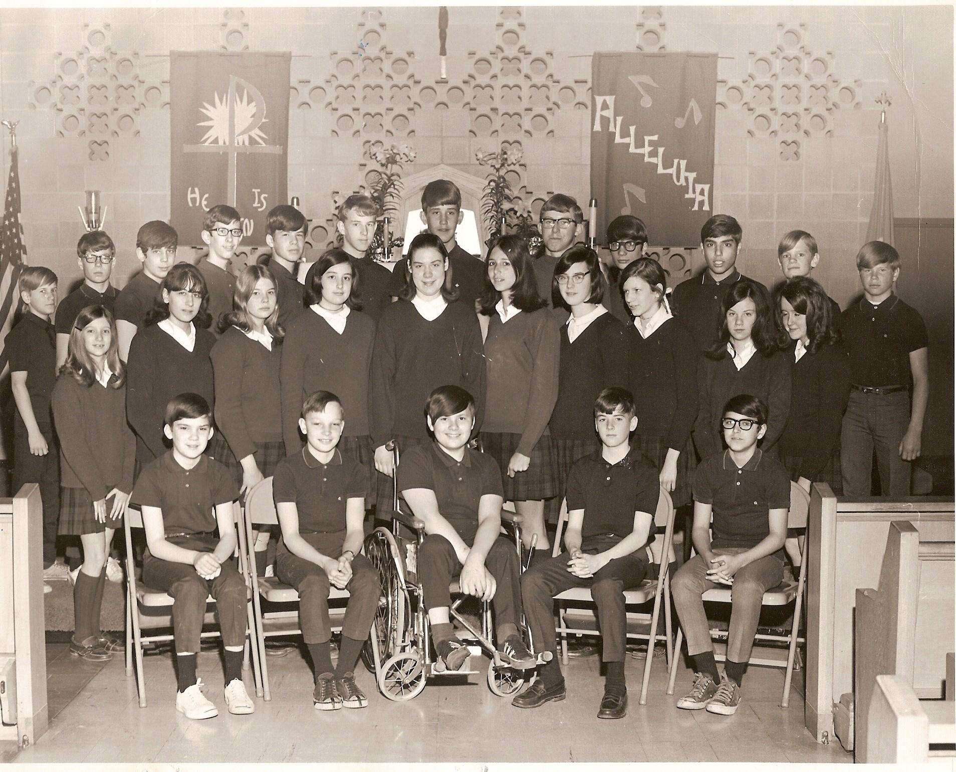 Class of 1970