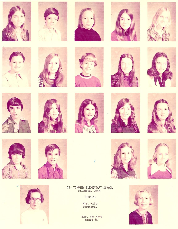 Class of 1973 - A