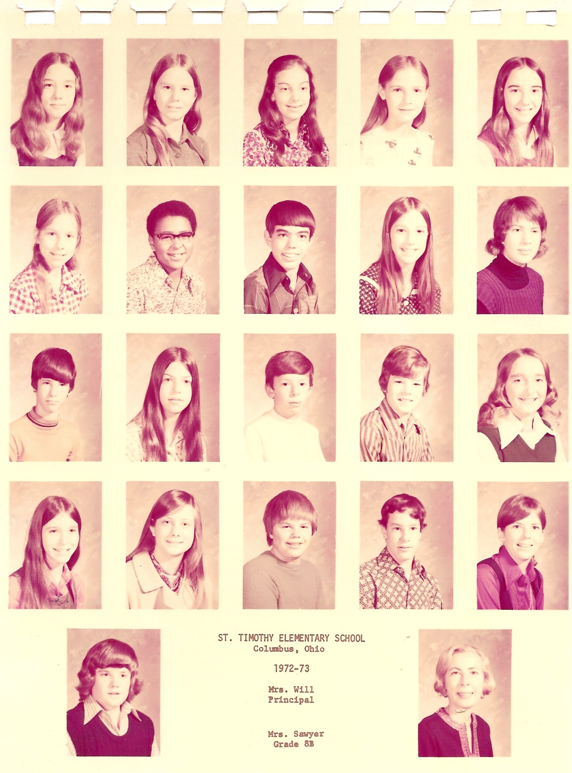 Class of 1973-B