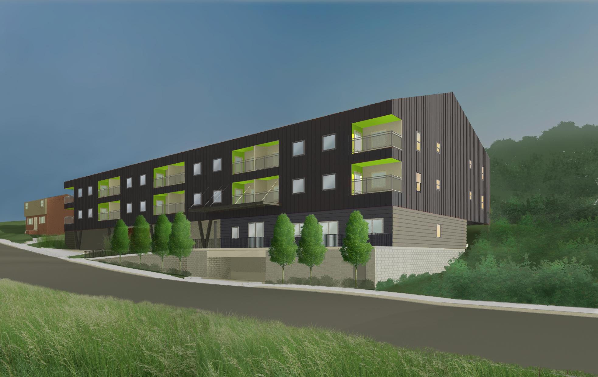 Rendering courtesy of Loysen + Kreuthmeier Architects