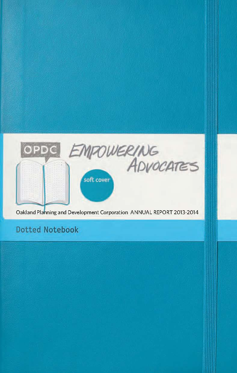 OPDC Annual Report 2013-2014