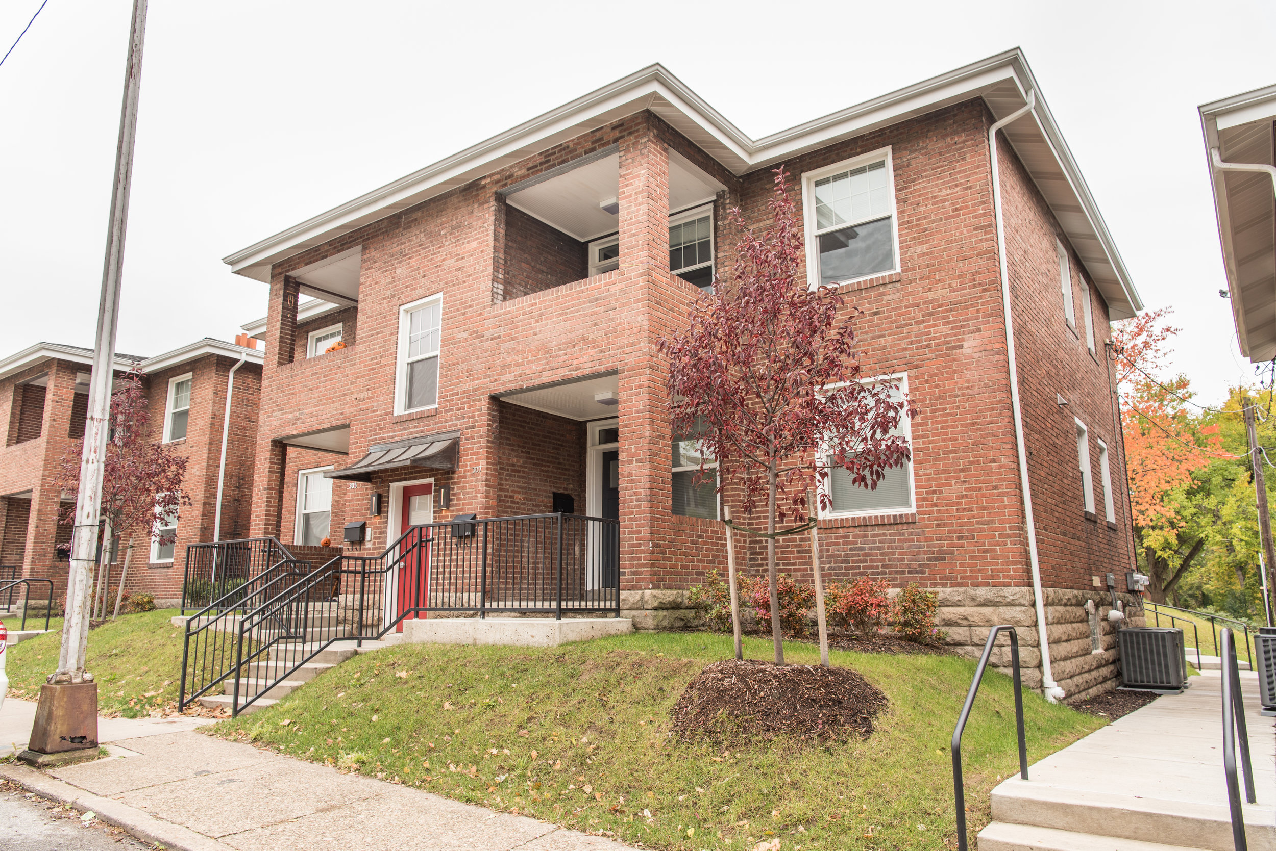 Allequippa Place - 2 and 3 bedroom apartments