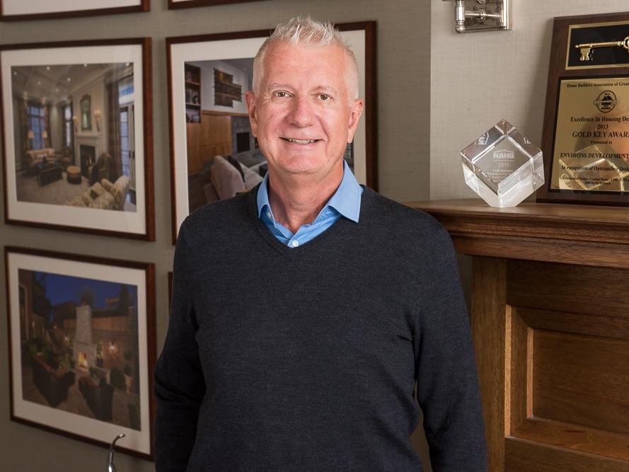 Ken Brinkman - Founding Partner