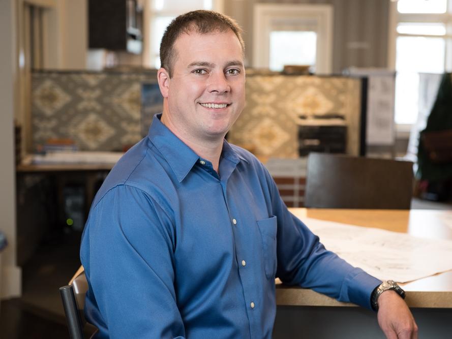 Sean McCormack - Director of Architecture