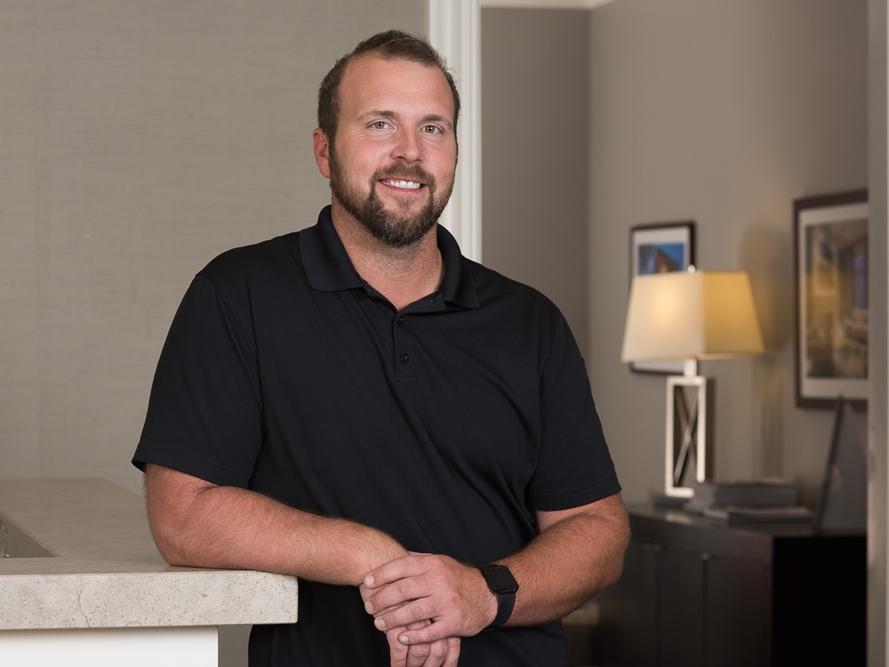 Aaron Lhotka - Director of Construction