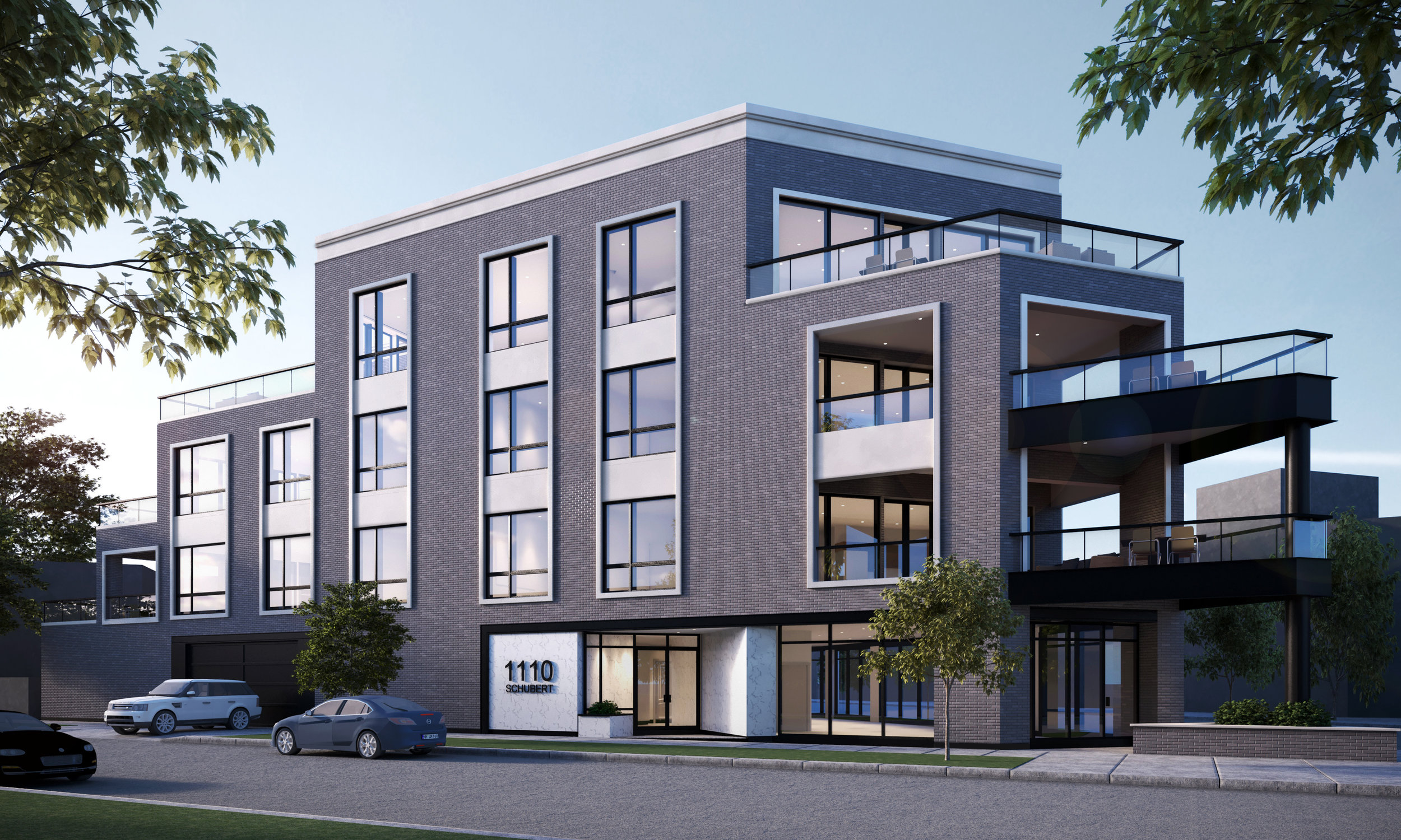 Schubert Pointe - With only 10 distinctive residences, Schubert Pointe is a boutique elevator building offering meticulously designed luxury homes highlighted by expansive outdoor living spaces. Prices ranging from $1,000,000 to $1,650,000. Click below for more details.https://schubertpointe.com/