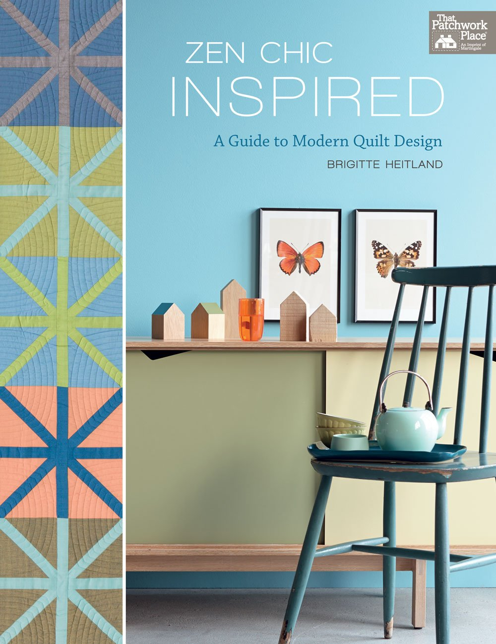 A talismanfor designing breath-taking quilts that become the focal point of your room - Rebecca Weise