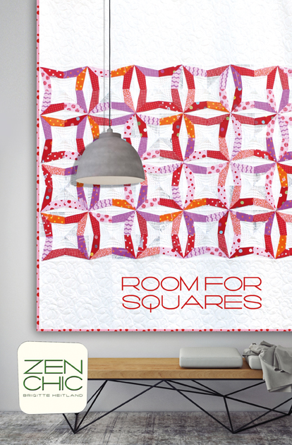 Room for SquaresPaperpiecing template -