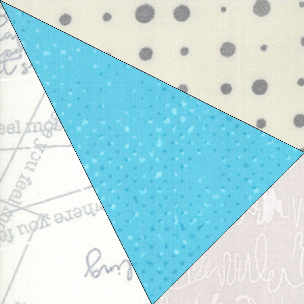KITE UNIT: Find instructions on how to sew any foundation paper piecing unit  here .