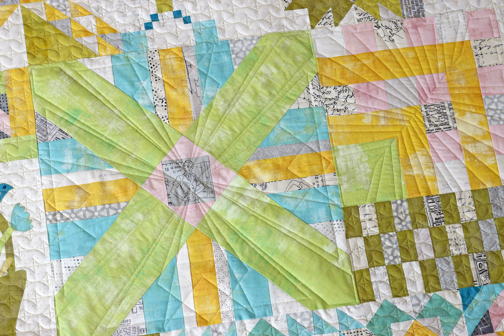 Moda Blockheads custom quilting. Stitched in Color.jpg