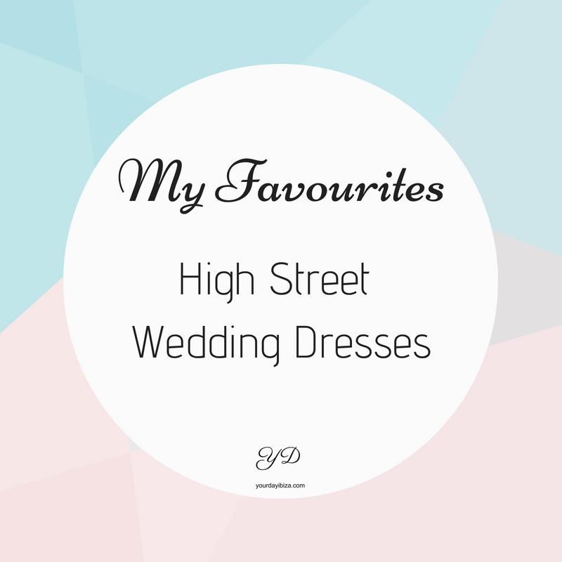 The Best High Street Wedding Dresses