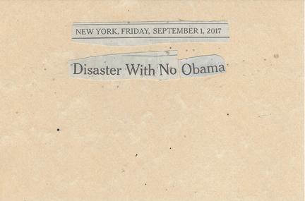 September 1, 2017 Disaster with No Obama smfl .jpg