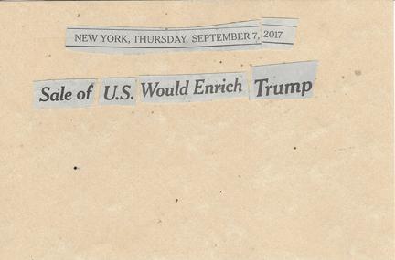 September 7, 2017Sale of U.S. Would Enrich Trump smfl.jpg