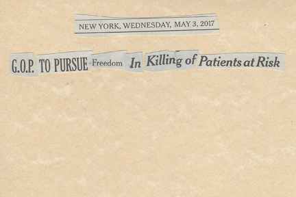 May 03, 2017 GOP to Pursue Freedom to Kill Patients at RiskSMFL.jpg