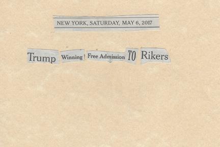 May 06, 2017 Trump Winning Free Admission to RikersSMFL.jpg