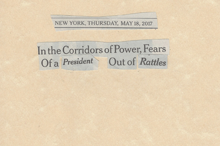 May 18, 2017 In the Corridors of Power Fear of a President Out of RattlesSMFL.jpg