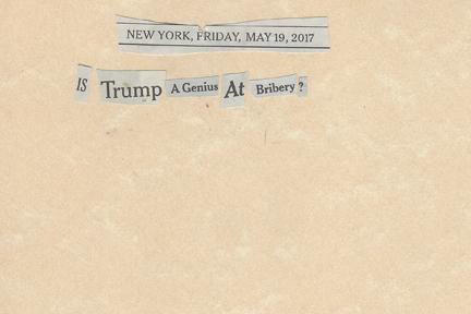 May 19, 2017 Is Trump A Genius at BriberySMFL?.jpg