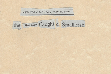 May 29, 2017 The First Lady Caught a Small FishSMFL.jpg