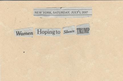 July 1, 2017 Women Hoping To SIlence TrumpSMFL.jpg