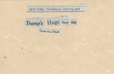 July 13, 2017 Trump's Huge Hard On Gone in A FlashSMFL.jpg