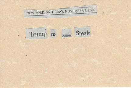 November 4, 2017 Trump to Attack Steak SMFL.jpg