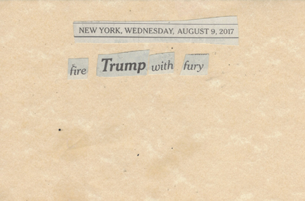 August 9, 2017, Fire Trump with Fury SMFL.jpg