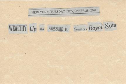 November 28, 2017 Wealthy Up the Pressure to Senators Royal Nuts smfl.jpg