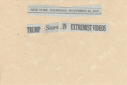 November 30, Trump STars in Extremist Videos SMFL.jpg